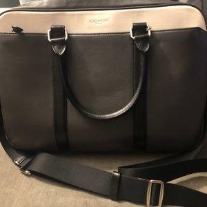 COACH Perry Slim Brief Laptop Bag